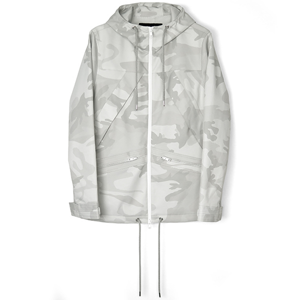 MOUNTAIN PARKA/WHITE CAMO