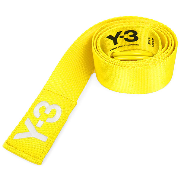 LOGO BELT/YELLOW