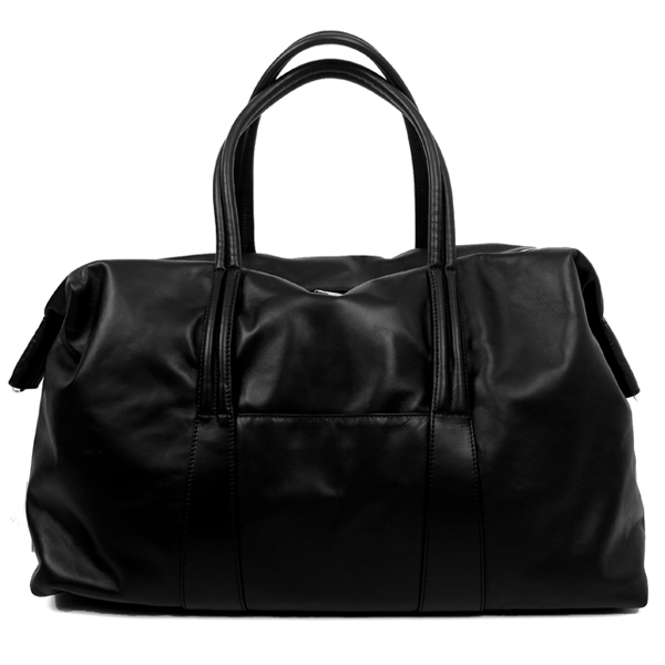 BOSTON BAG/BLACK