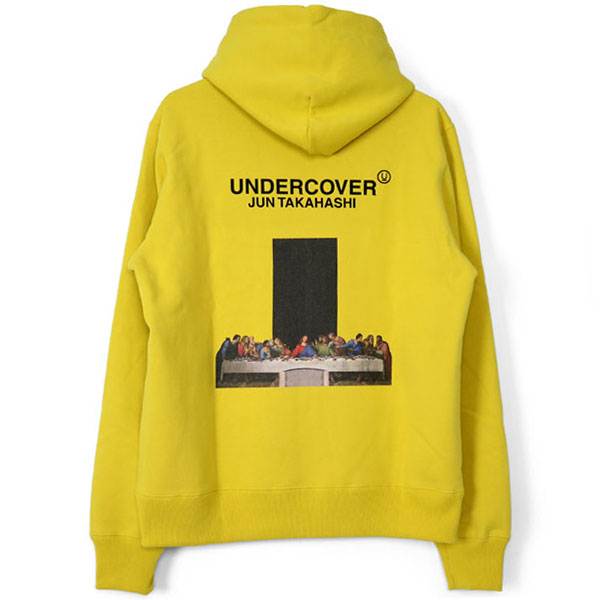 HOODIEスウェット Last Suppor/YELLOW