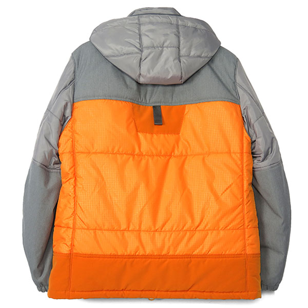×THE NORTH FACE SLEEPING BAG JACKET/GRAY×ORANGE(WB-J102-051)