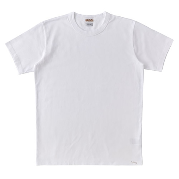 SUBLIG CREW 3-PACK S/S (CA WIDE)/WHITE