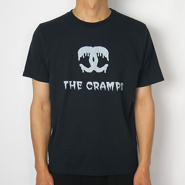 THE CRAMPS/MK pt T-SH/BLACK