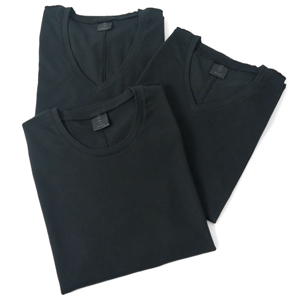 3in pack-T/black
