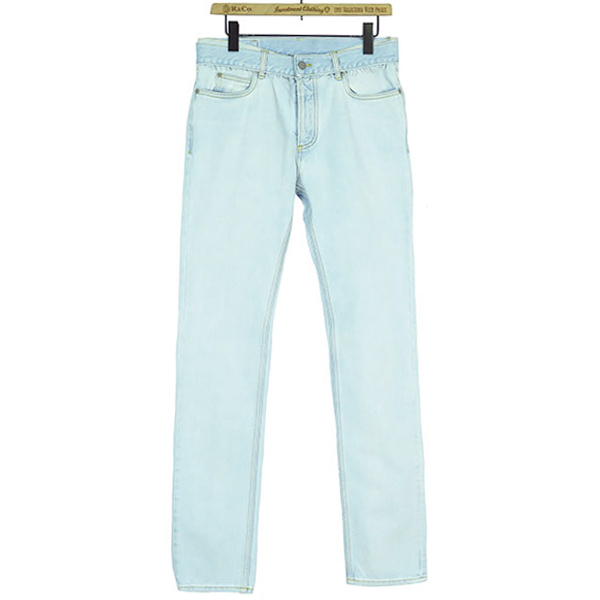 RECONSTRUCT DENIM PANTS