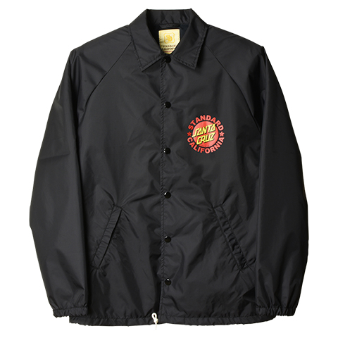 SANTA CRUZ × SD Coach Jacket Type 2
