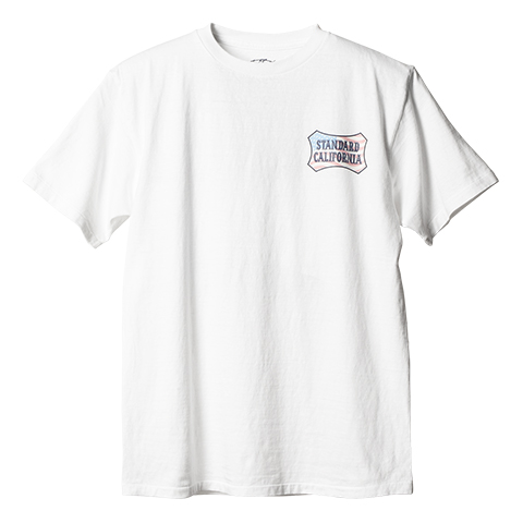 SD USA Flag Shield Logo T
