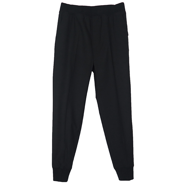 EASY SLACKS PANTS/BLACK
