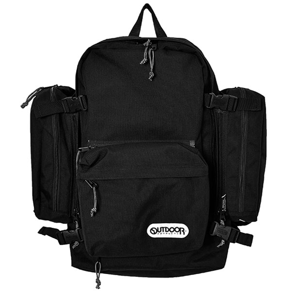 [N.HOOLYWOOD×OUTDOOR PRODUCTS] BACK PACK/BLACK