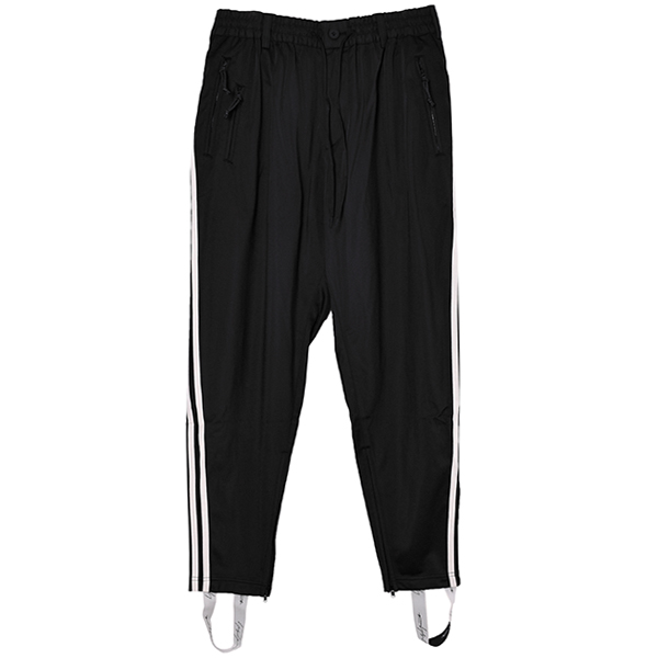 STRUP TRACK PANTS/BLACK