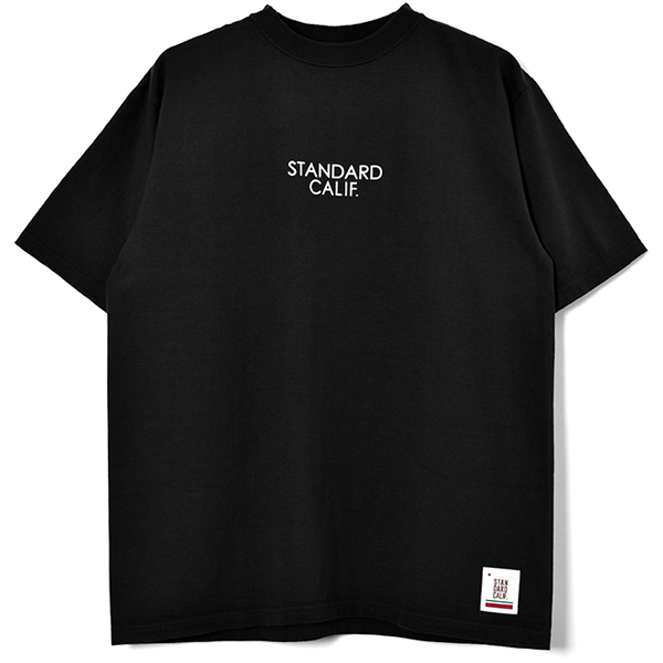 SD Heavyweight T W/LOGO/BLACK