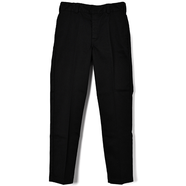 SD T/C Work Pants Tapered/BLACK