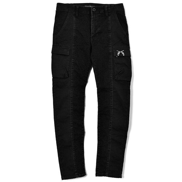 CX × C.ST C. PANTS SW/BLACK