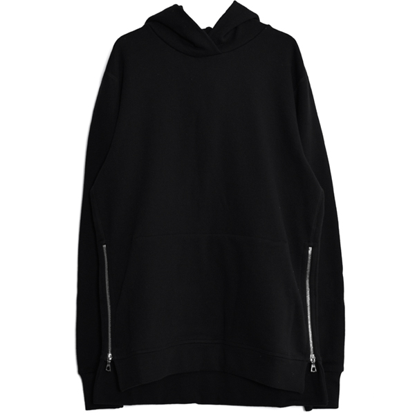 HOODED VILLAN/BLACK