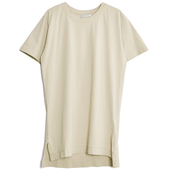 MERCER TEE/LIGHTBEIGE