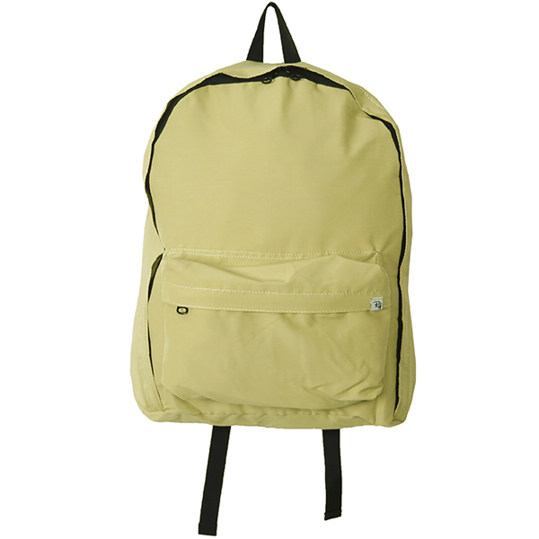 BACK PACK/BEIGE
