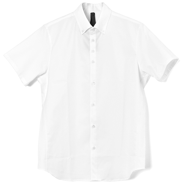 half sleeve B.D. SHIRTS/white