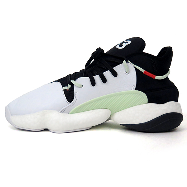 BYW BBALL/BLK/WHT/RED