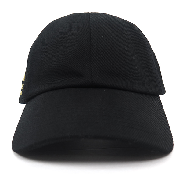 OK LOGO DENIM CAP/BLACK