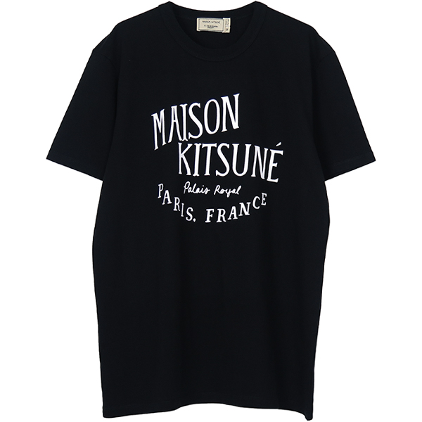TEE-SHIRT PALAIS ROYAL/BLACK