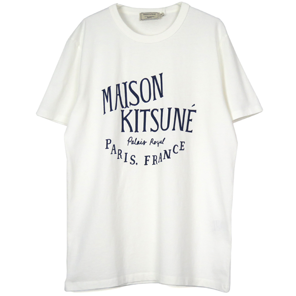 TEE-SHIRT PALAIS ROYAL/OFF WHITE