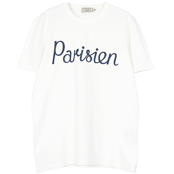TEE-SHIRT PARISIEN/OFF WHITE