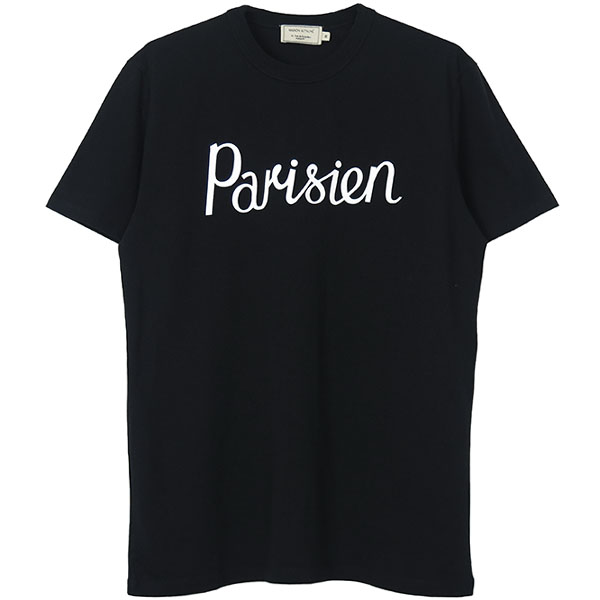 TEE-SHIRT PARISIEN/BLACK