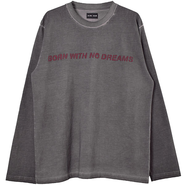 BWND L/S TEE/GRAY