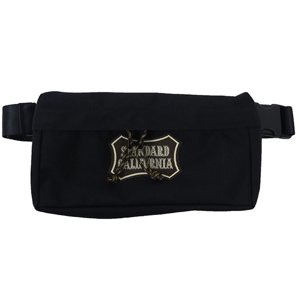 PORTER × SD Waist Bag/BLACK