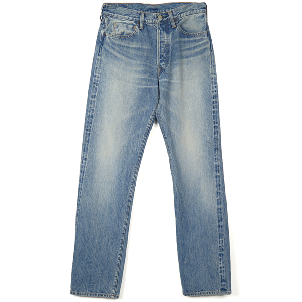 SD 5P Denim Pants S901 Vintage Wash