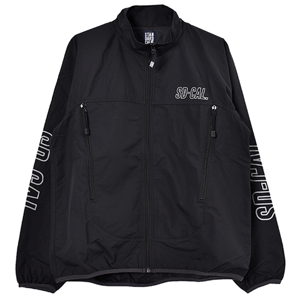 SD Sports Track Jacket/BLACK