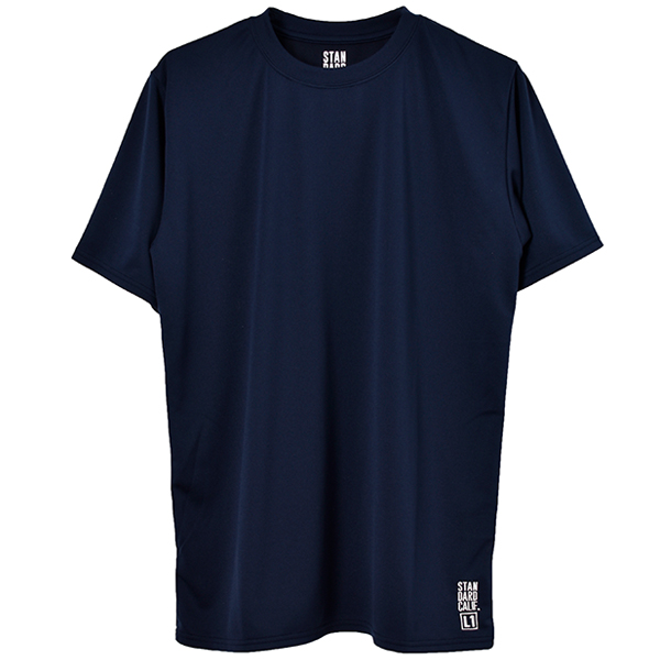 SD Tech Dry Daily First Layer Short Sleeve / DLS L1/NAVY