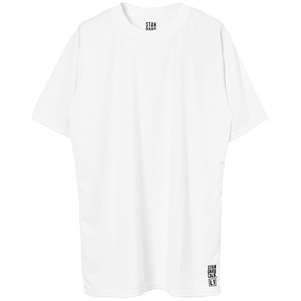 SD Tech Dry Daily First Layer Short Sleeve / DLS L1/WHITE