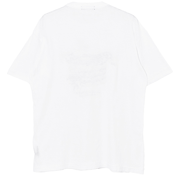 MTEE ANGELS CAKE TEE/WHITE