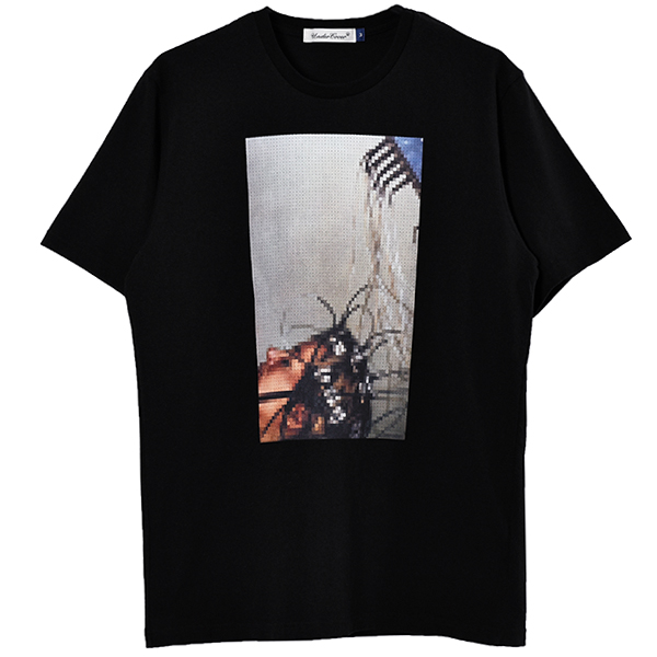 TEE LARMS/BLACK