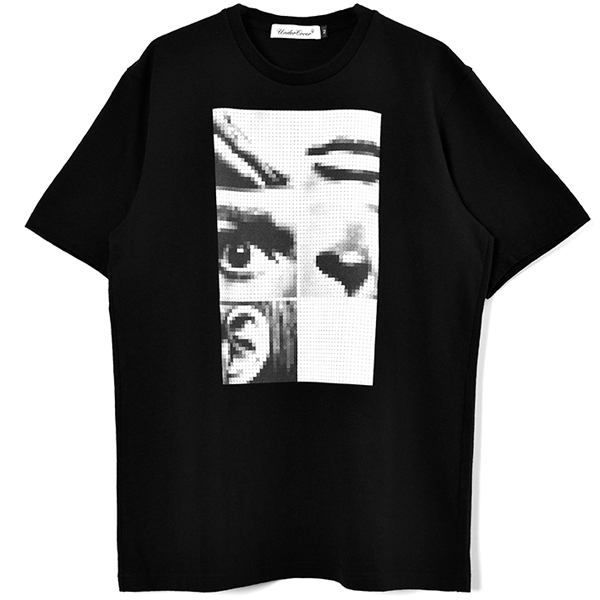 LARMS 2 TEE/BLACK