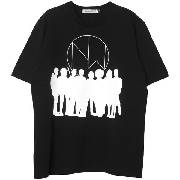 THE NEW WARRIORS TEE/BLACK