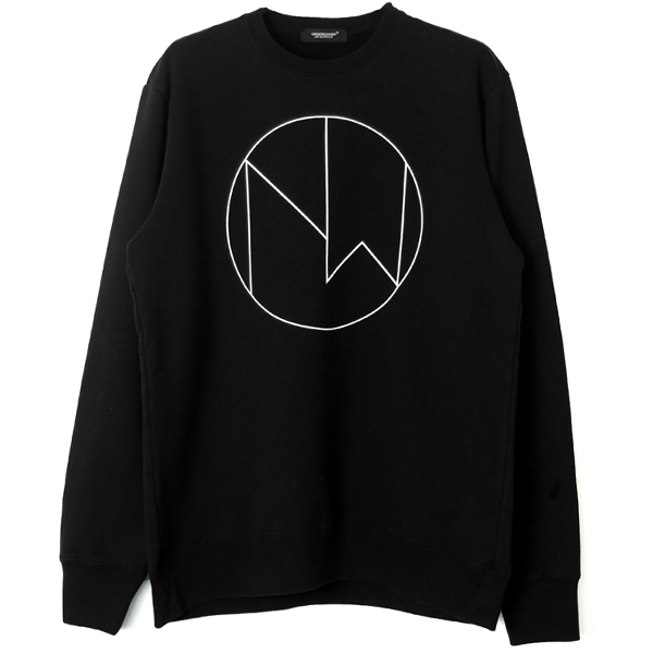 NEW WARRIORS SWEAT/BLACK