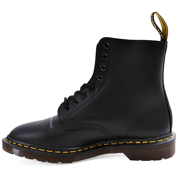 UNDERCOVER×Dr.Martens 8HOLE SHOES THE NEW WARRIORS/BLACK