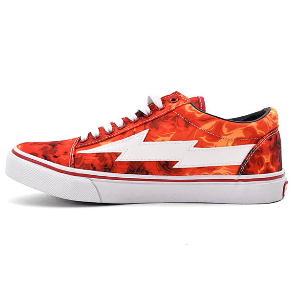 SNEAKER Vol.3 ALL RED FLAME