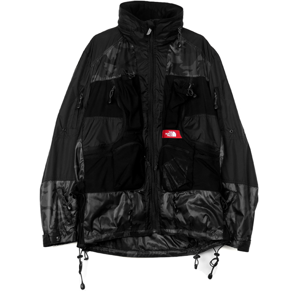 ×THE NORTH FACE TR ZERO CUSTOMIZE JACKET/BLACK(WC-J923-100)