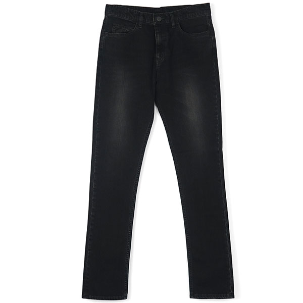DENIM PANT/BLACK