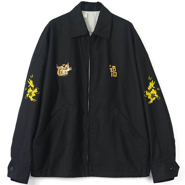 VIETNAM JACKET/BLACK