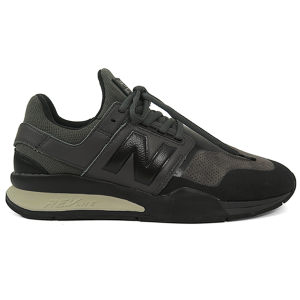 【N.HOOLYWOOD×New balance】MS247/CHARCOAL
