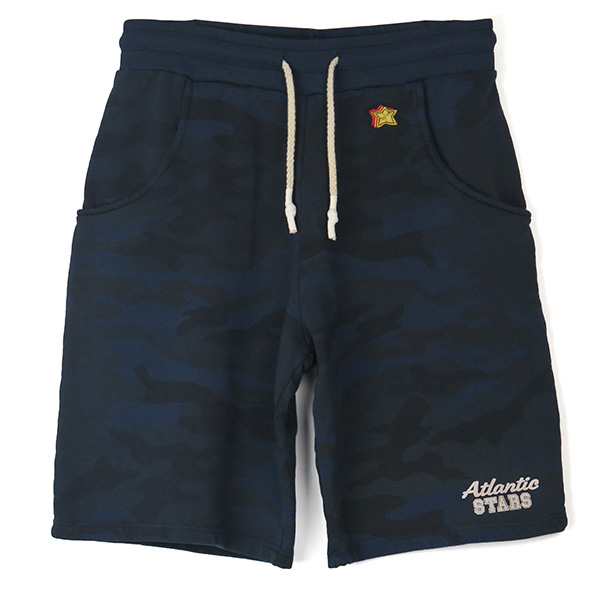 SWEAT SHORTS/BLUE(AMS1809)