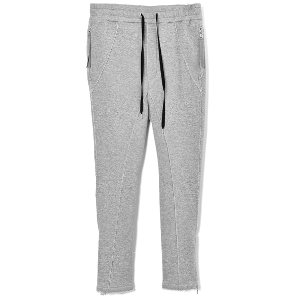 LOW CROTCH SWEAT PT / GRAY