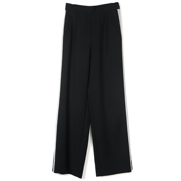 LINE TROUSERS PANTS/NAVY
