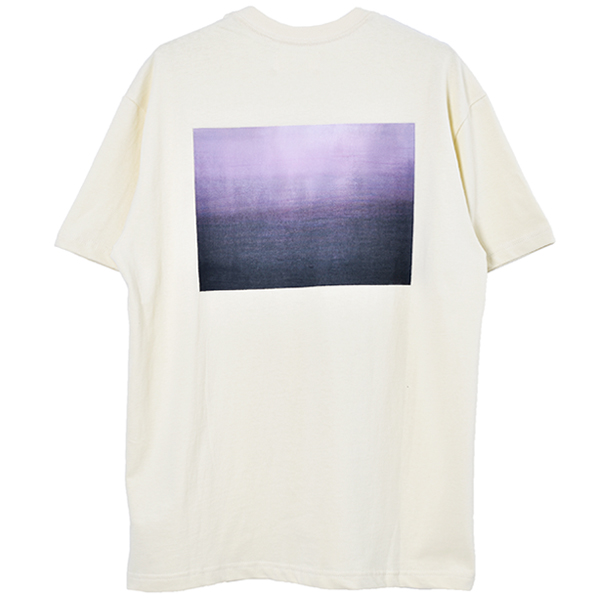 BOXY PHOTO TEE/BUTTER CREAM