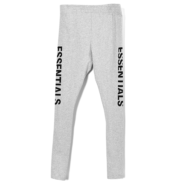 LOGO LEGGINGS/GRAY