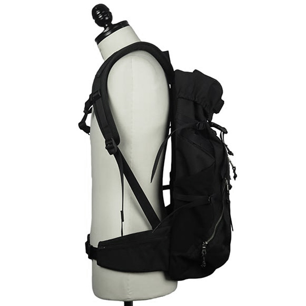 RESISTANCE BACK PACK (COLLABO WITH PORTER)-BLACK×SILVER-
